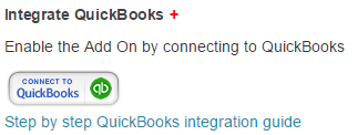 Connect EZRentOut with QuickBooks