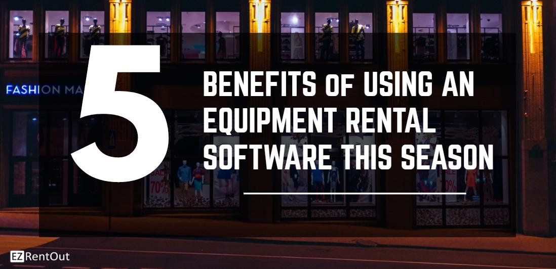 online rental software