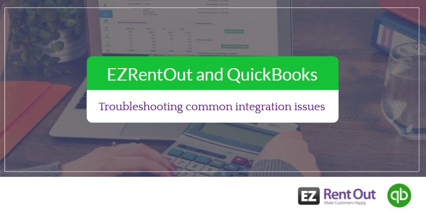 equipment rental software and QuickBooks integration