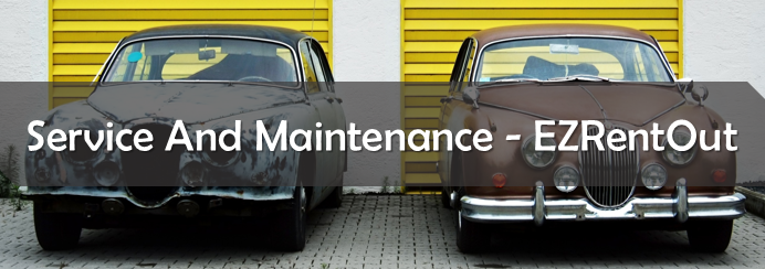 Service and Maintenance