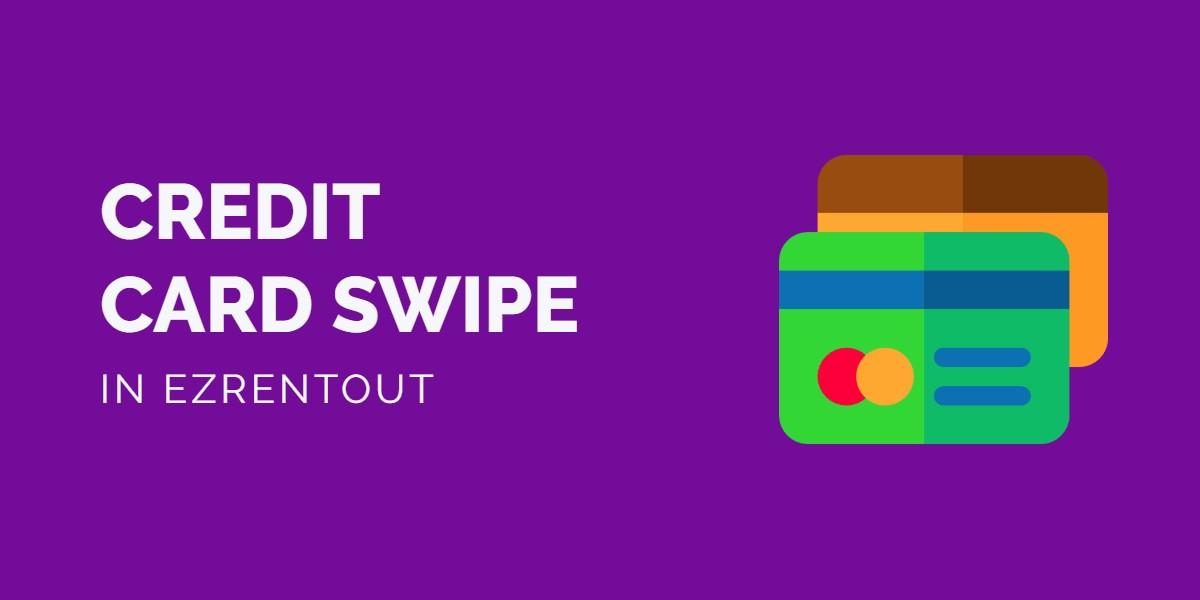 EZR - Credit Card Swipe