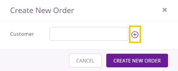 3. Add new customer
