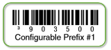 configure prefix