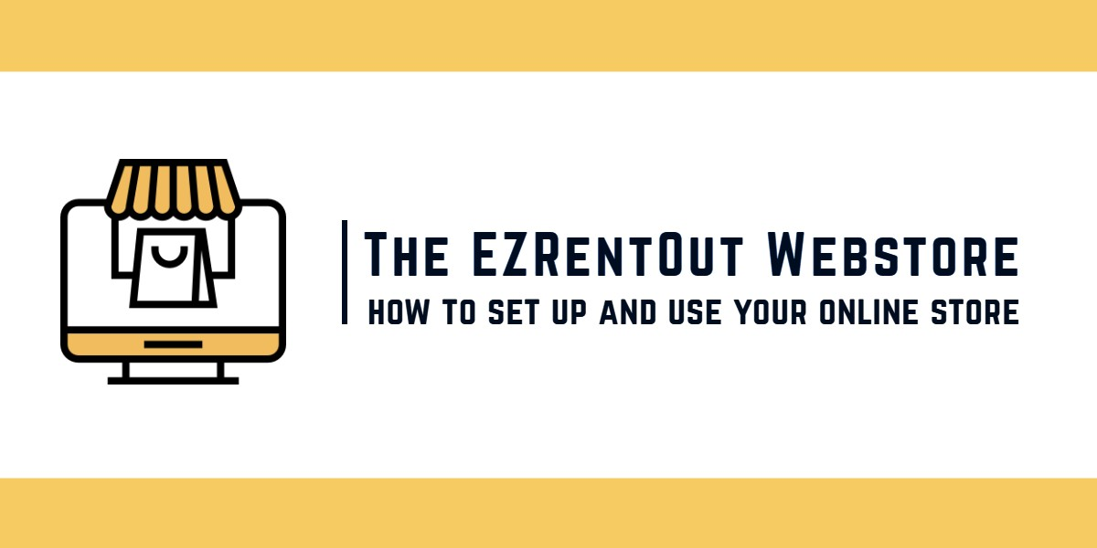 EZRentOut Webstore