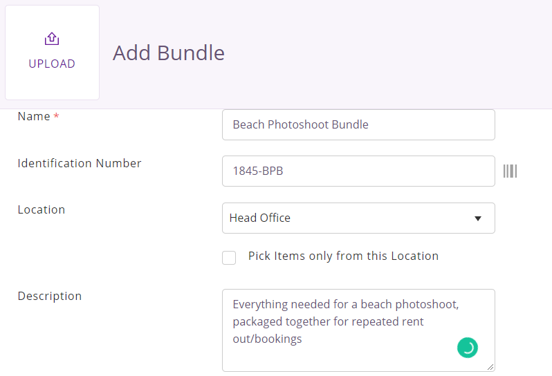 add new bundle