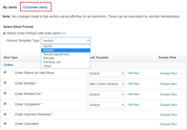 How to customize Email Templates in EZRentOut