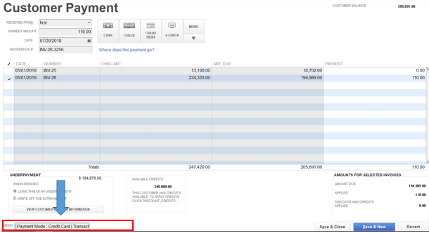 Guide To EZRentOut Sync And QuickBooks Desktop Integration - Quickbooks invoice memo field
