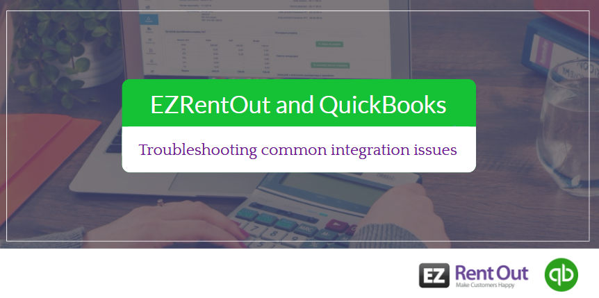 equipment rental software and QuickBooks integration
