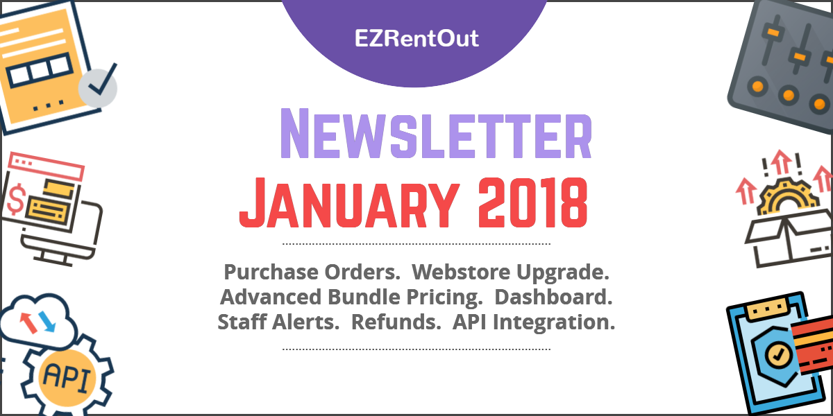 ezrentout feature release online rental software