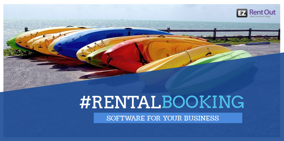 rental booking software