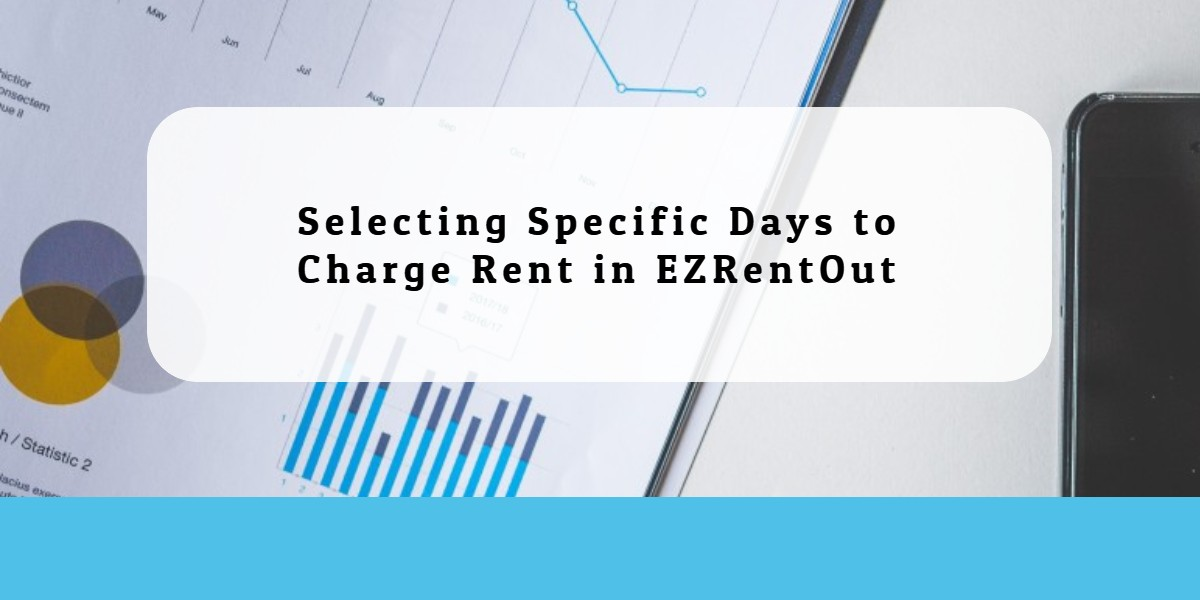 No Charge Days in EZRentOut