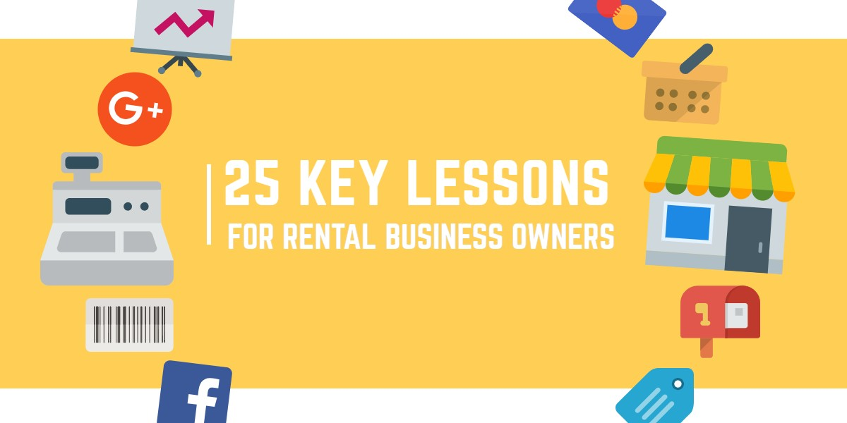 Rental business lessons
