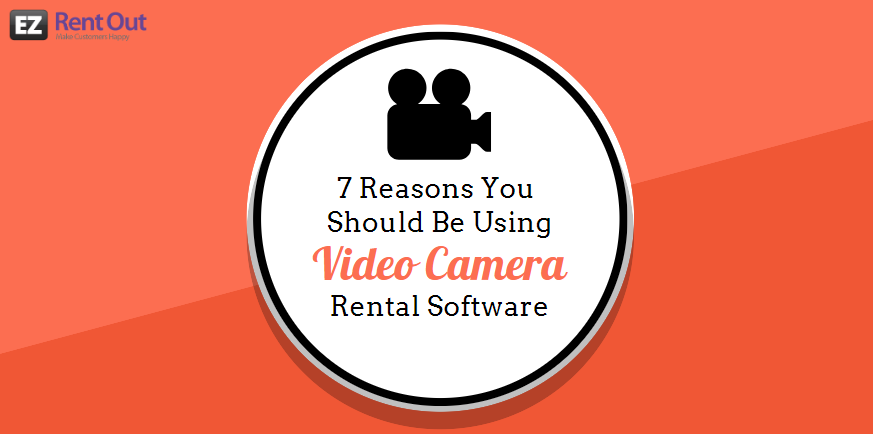 video camera rental software