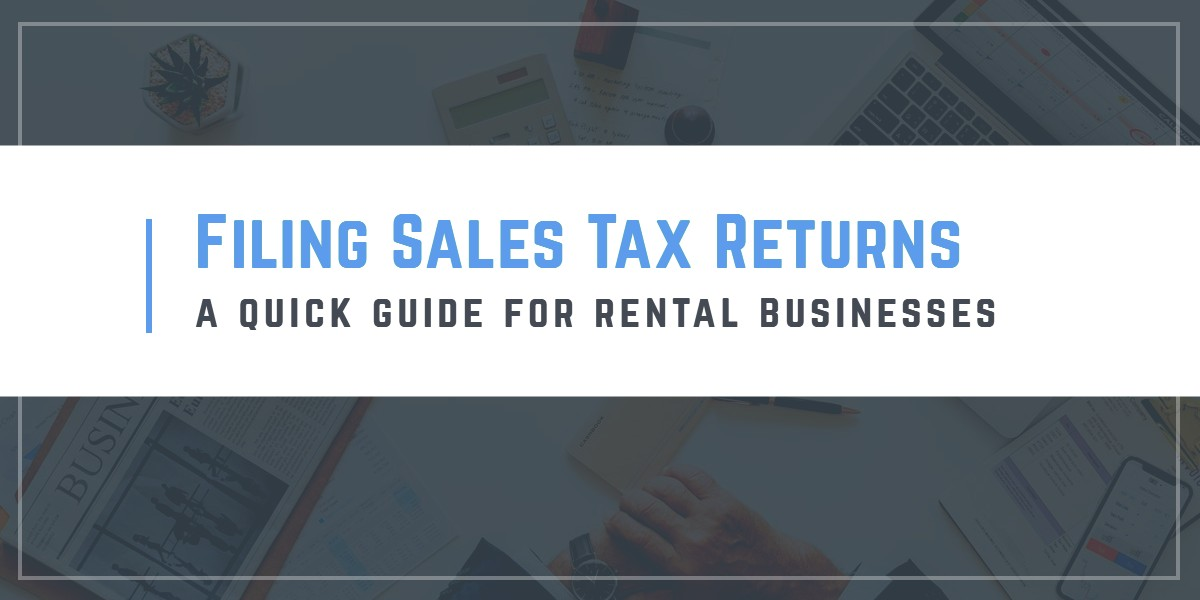 Rental Sales Tax
