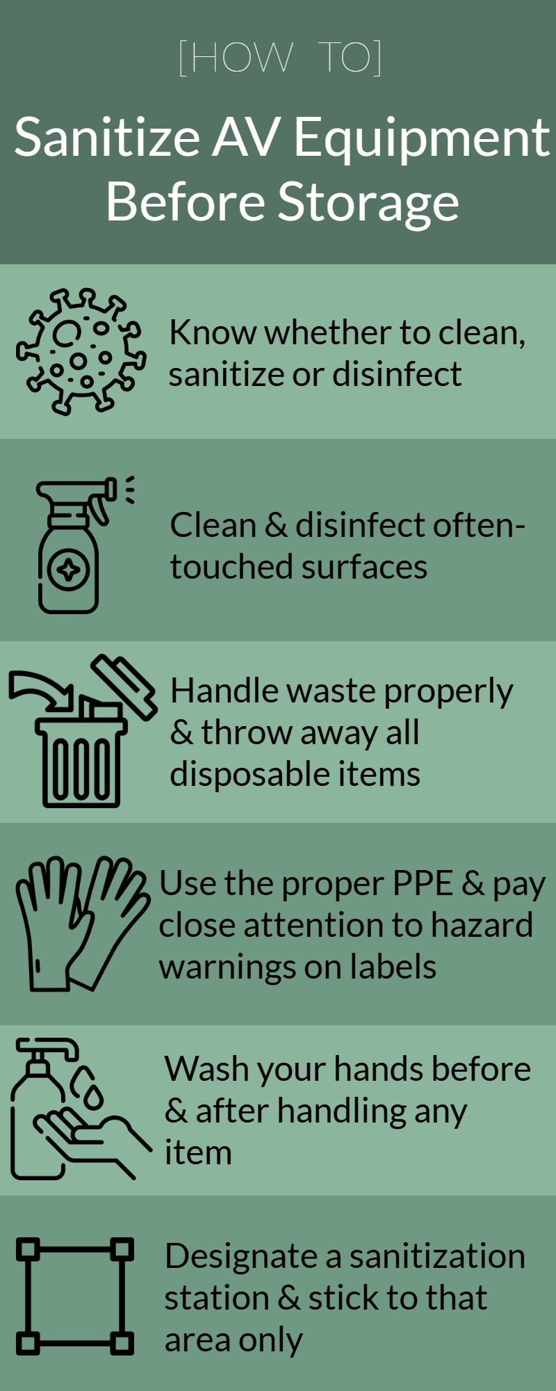 How to sanitize your rentals (1)