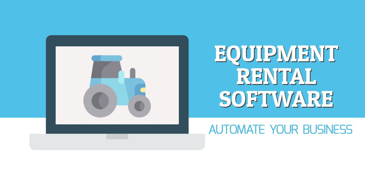 equipment rental management software