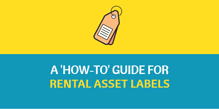 Rental Asset Labels
