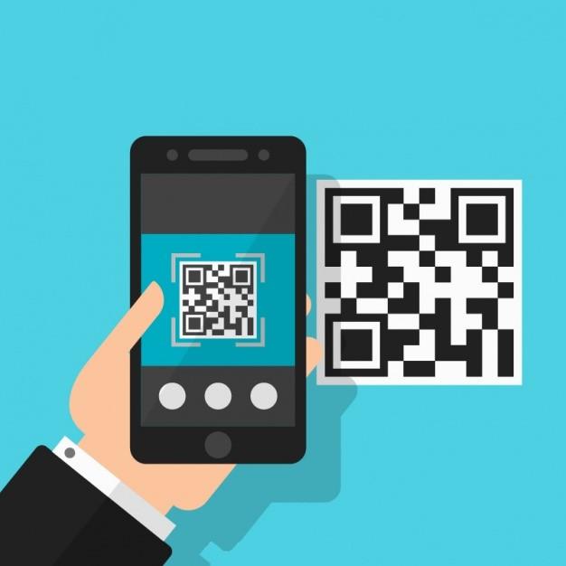 rental asset labels - scan
