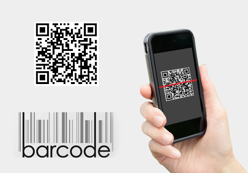 QRCode vs. Barcode