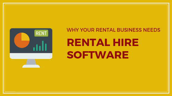 Rental Hire Software