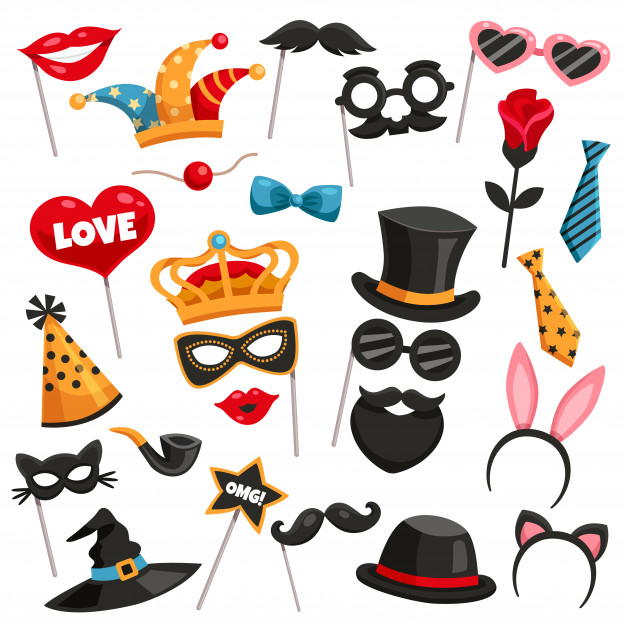 Customers order based on availability from your costume rental business