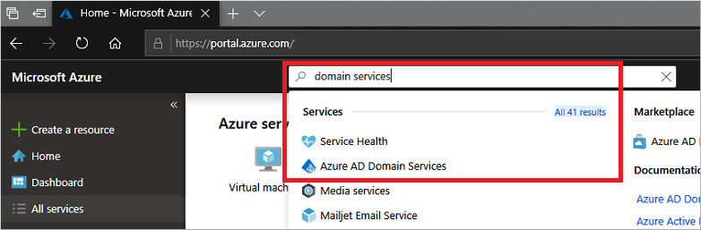 azure domain services