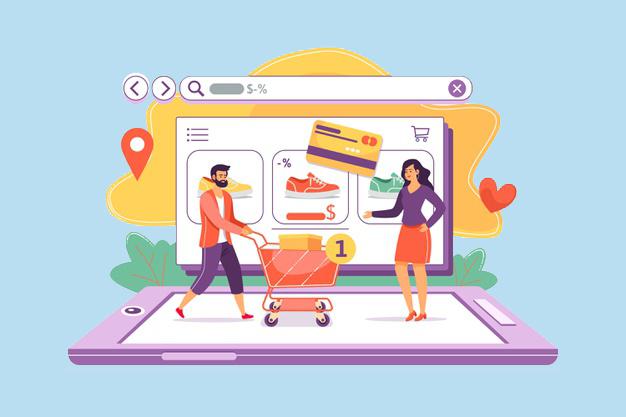 Open an online rental store