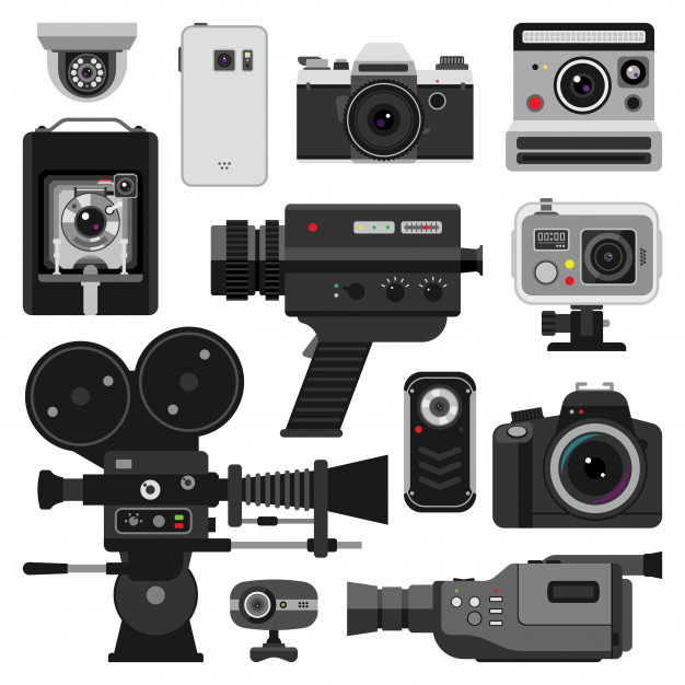 Types of Audio Visual equipment
