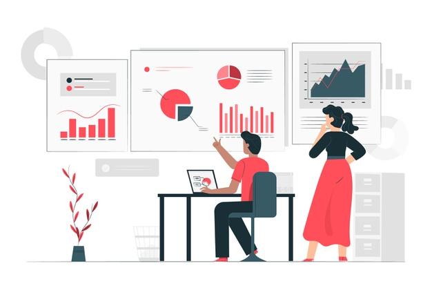 Analyze data with tool rental software