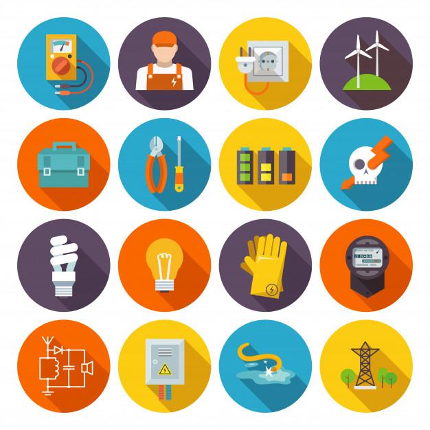 Sectors in tool rental industry