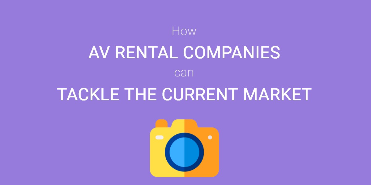 AV rental companies tackle current market situation