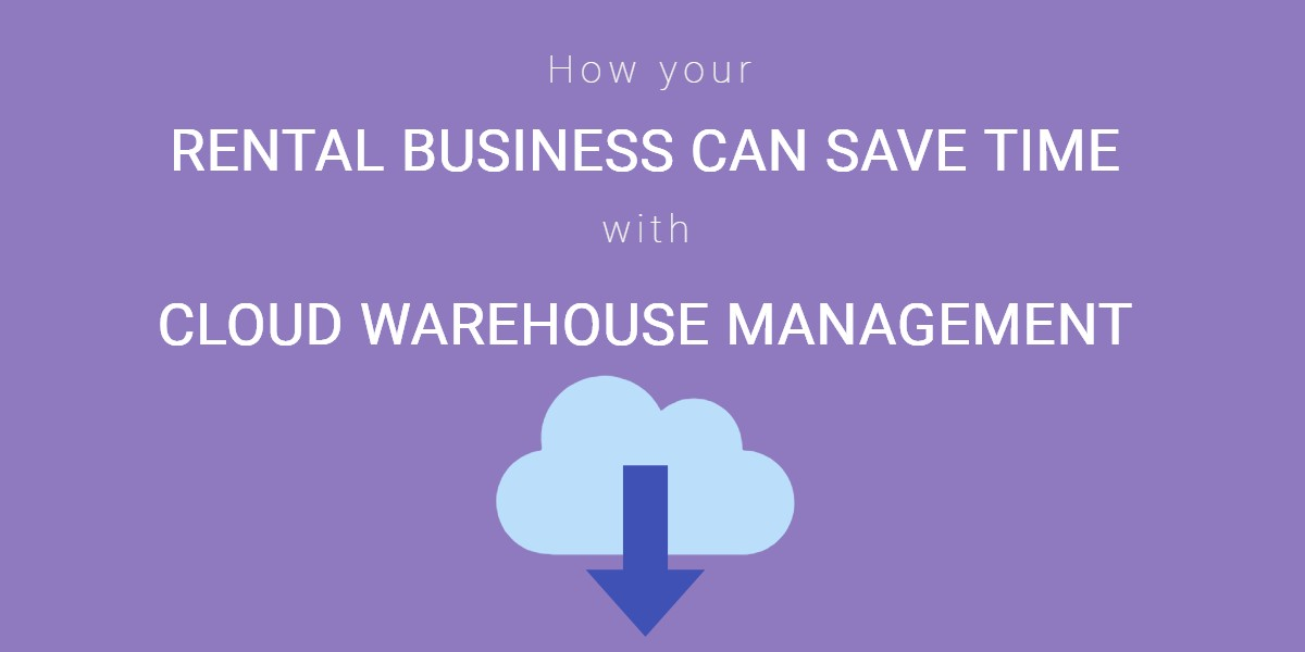 save time and money with cloud warehouse management