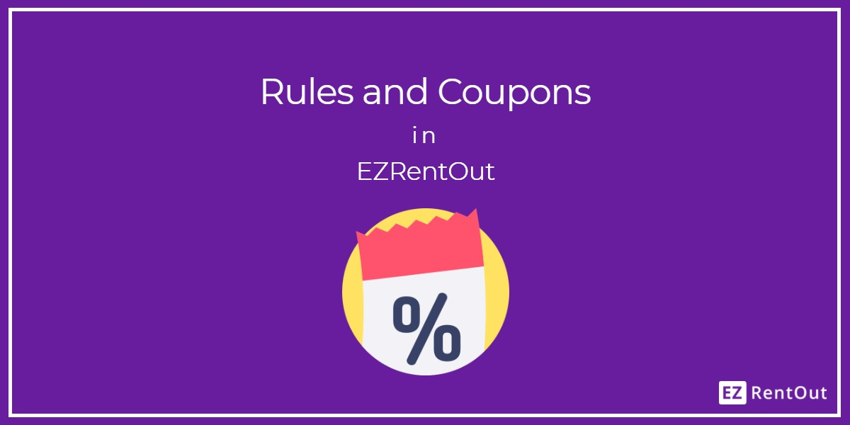 rules and coupons